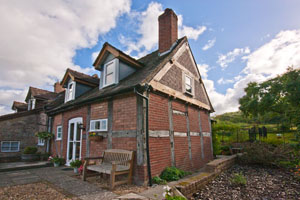 Folly Cottage near Ironbridge, Shropshire