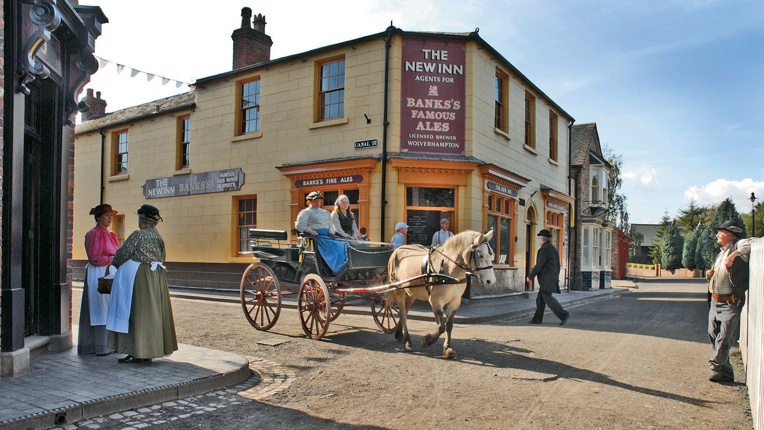 Blists Hill Victorian Town Simply Shropshire Cottages