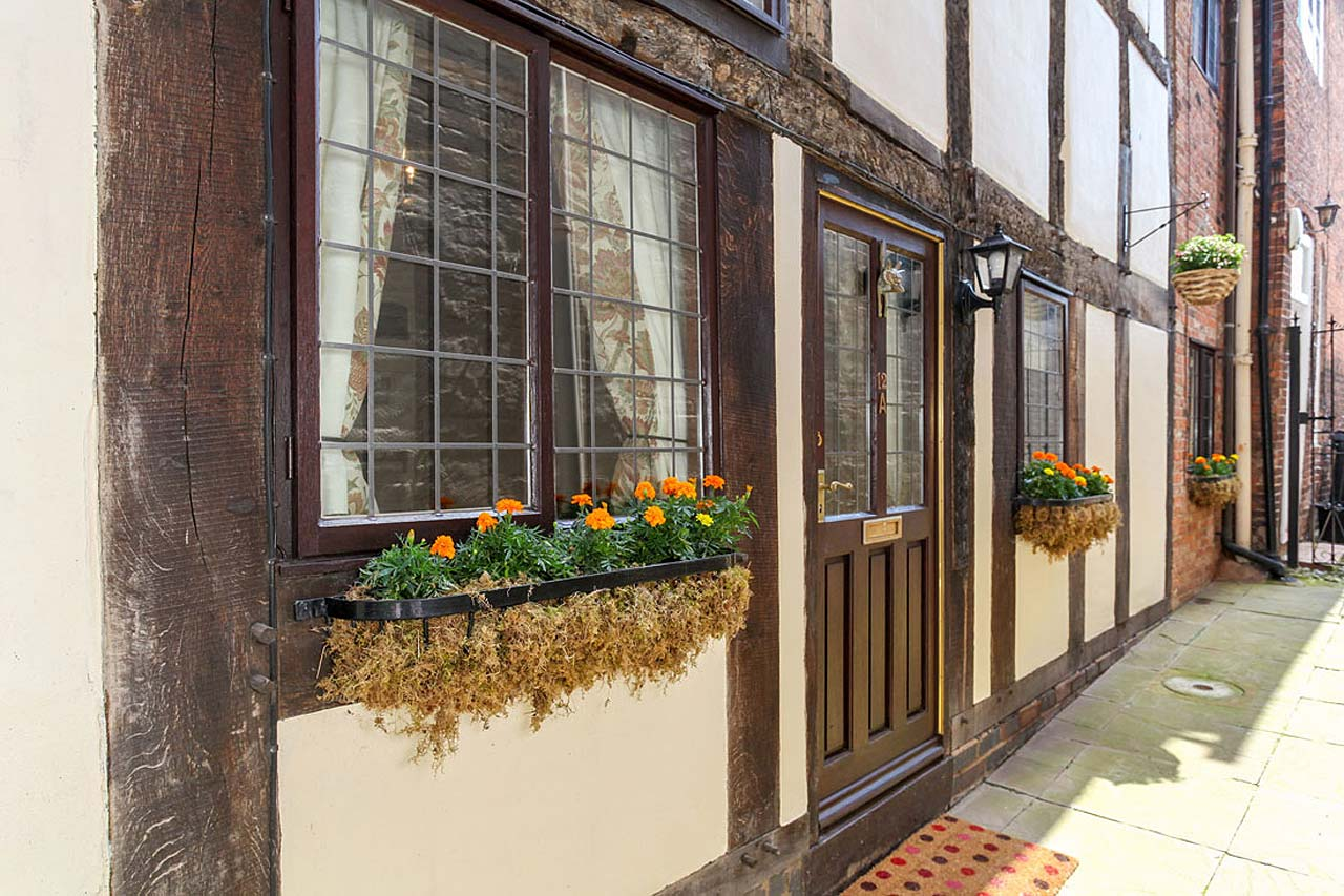 Luxury Shrewsbury Holiday Cottage