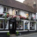 George & Dragon Inn, Much Wenlock
