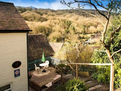 Traditional Ironbridge Cottage View