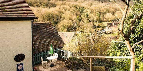 Traditional Ironbridge Cottage View
