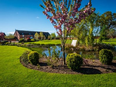 Accommodation for large families - grounds
