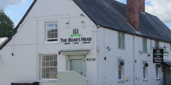 Hire Own Country Pub in Shropshire Countryside
